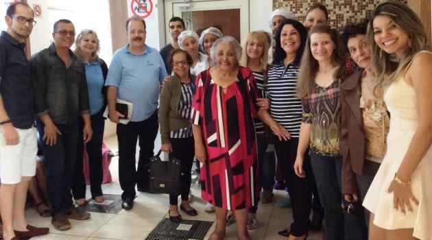 Capelania de Assistência em Ação Social: Ensinamos porque fazemos; fazemos porque ensinamos!